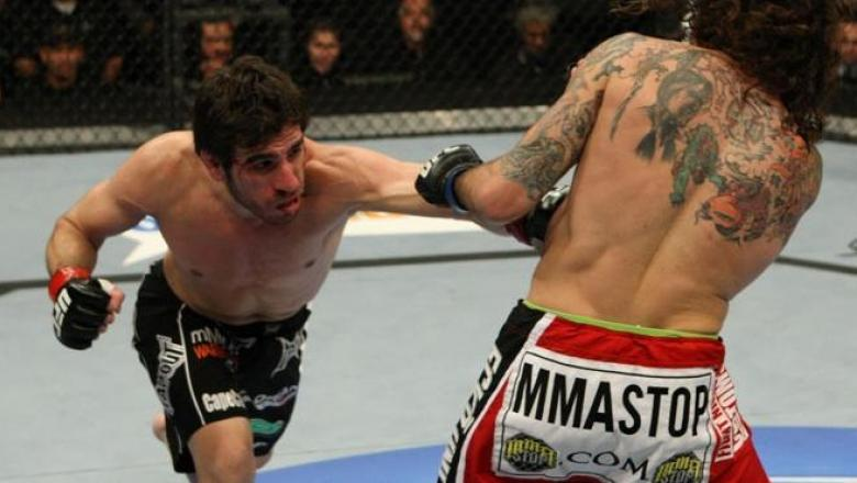 UFC 107 Kenny Florian vs Clay Guida