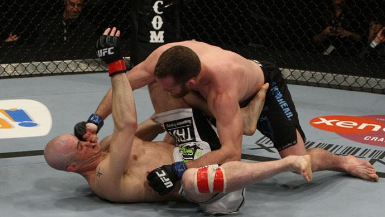 UFC 107 TJ Grant vs Kevin Burns