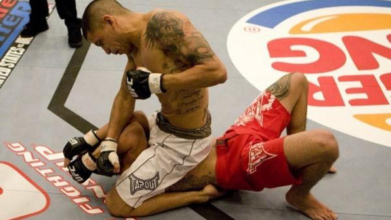 The Ultimate Fighter Episode 02 Damarques Johnson vs Ray Elbe