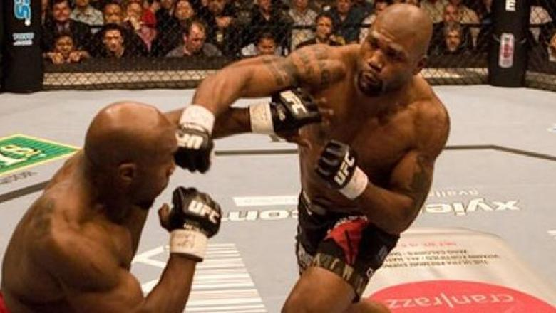 """UFC 67 All Or Nothing Quinton """"Rampage"""" Jackson Vs. Marvin Eastman"""