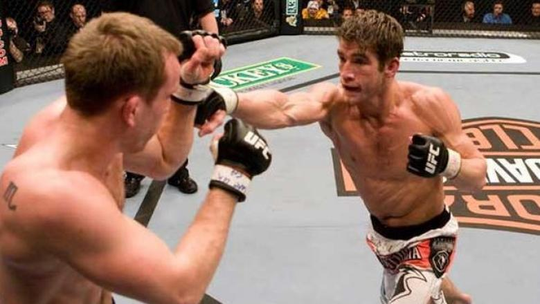 UFC 80 Rapid Fire Sam Stout vs Per Eklund