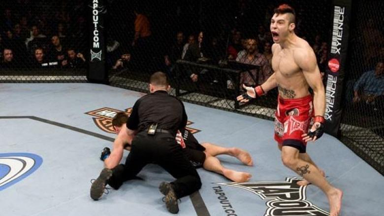UFC 95 Dan Hardy vs Rory Markham