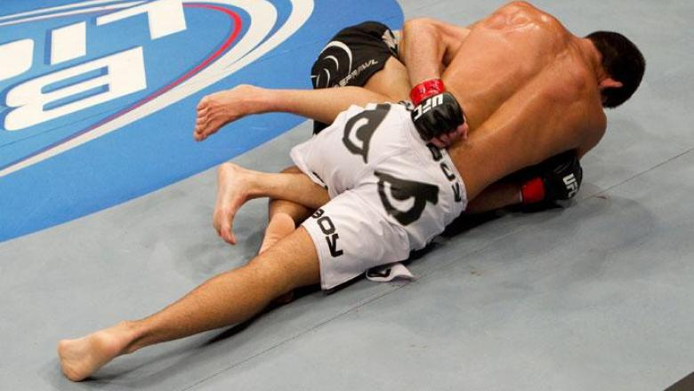 UFC 109 Paulo Thiago vs Mike Swick