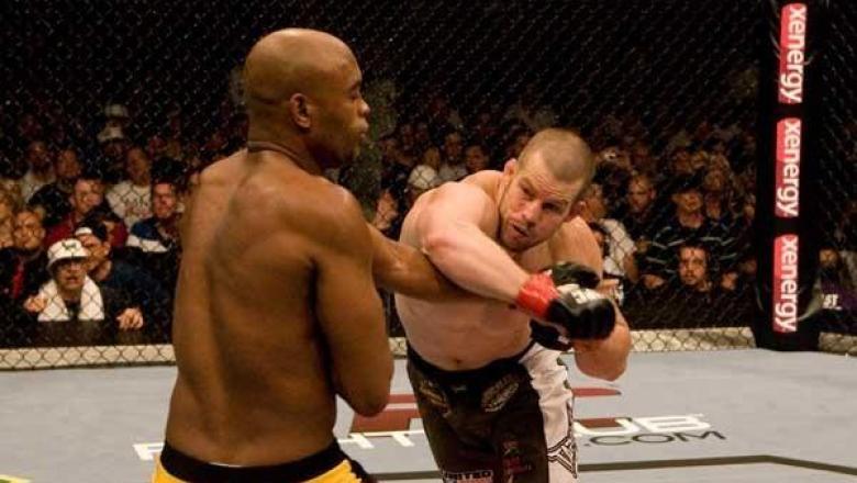 UFC 73: Stacked Anderson Silva vs. Nate Marquardt