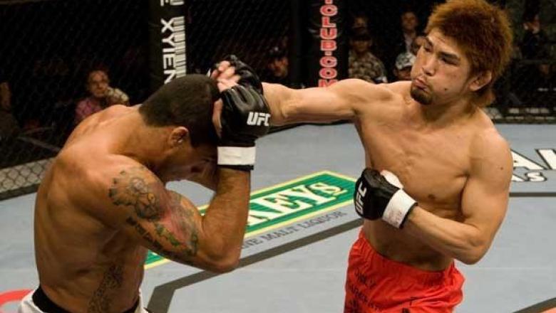 UFC Fight Night Thiago Tavares vs Michihiro Omigawa
