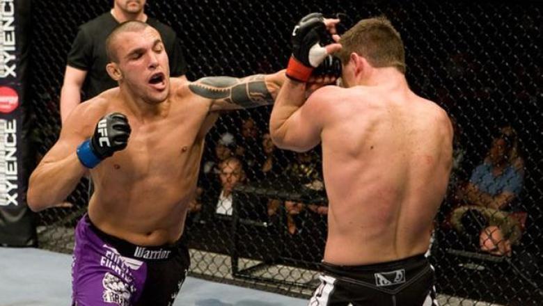 UFC 97 Luiz Cane vs Steve Cantwell