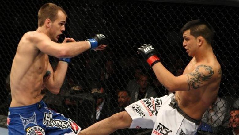 UFC 103 Efrain Escudero vs Cole Miller