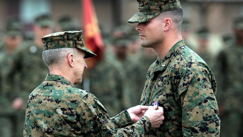 Marines - Brian Stann