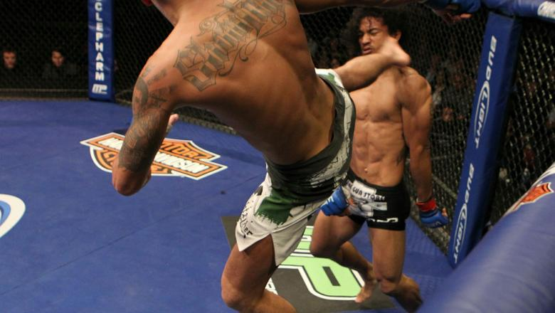 WEC 12/16 Anthony Pettis vs Ben Henderson