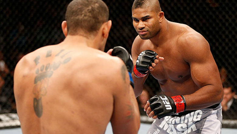 The Past Over Overeem Looks Ahead Ufc