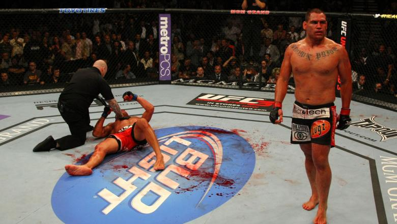 Cain Velasquez Seven Defining Moments Ufc