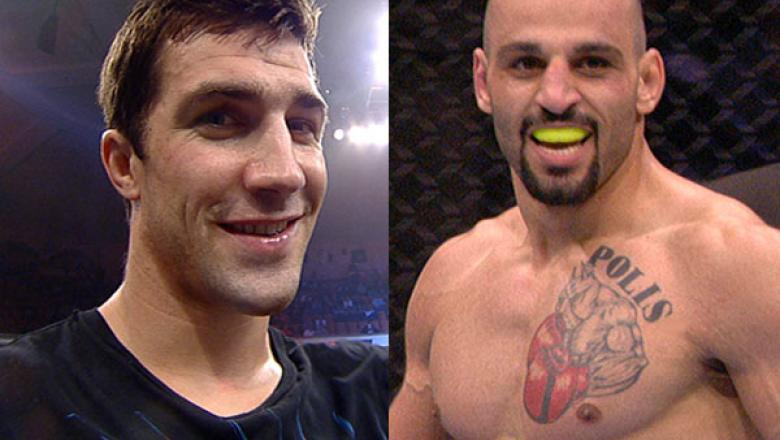 Luke Rockhold and Costas Philippou are set to face-off in the main event at Fight Night Atlanta.