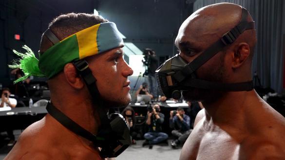 UFC 258 Embedded Episode 6 Burns vs Usman
