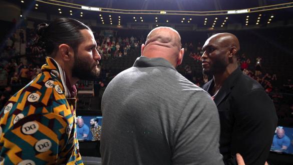 UFC 261 Embedded: Episode 5