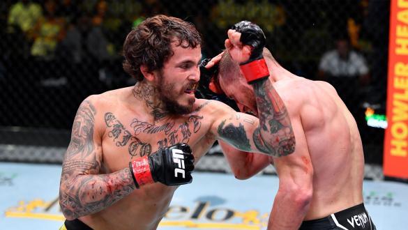 Confira os vencedores dos bônus do UFC Vegas 29