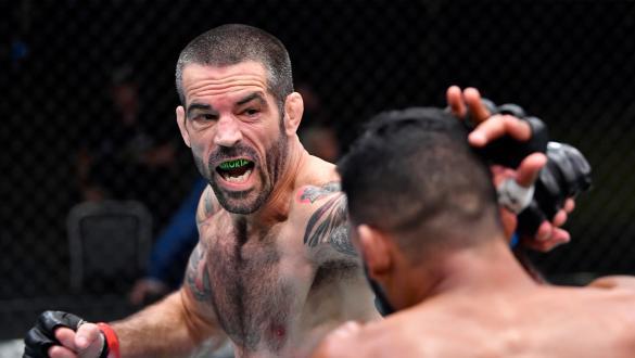 UFC Vegas 29: os recordes do evento