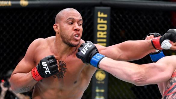 Personalidades do MMA reagem à vitória de Gane no UFC Vegas 30