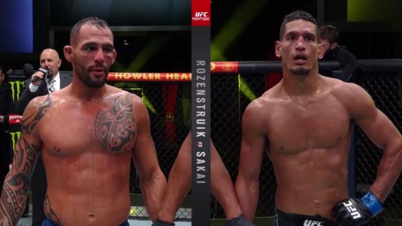 Santiago Ponzinibbio Post-Fighter Interview