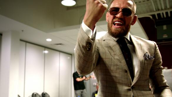 Conor McGregor sits down with Stephen A. Smith and Megan Olivi. Kris Moutinho trains in his room. Sean O'Malley, Irene Aldana and Greg Hardy get time in the UFC PI Octagon.