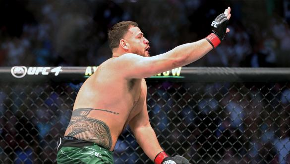 Tuivasa, O'Malley e mais dois faturam os bônus do UFC 264
