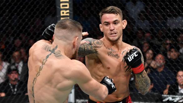 UFC 264: os recordes do evento