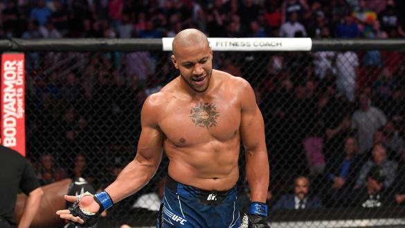 Gane, Luque e mais quatro lutadores faturam os bônus do UFC 265