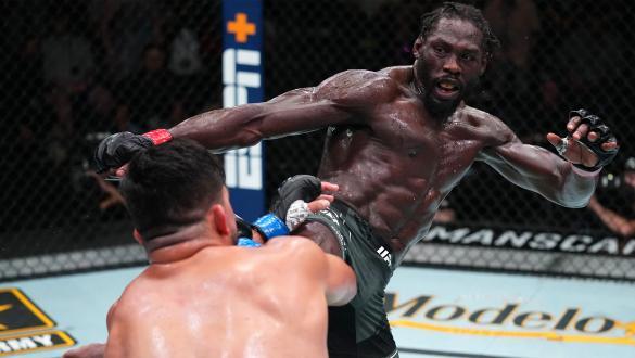 Personalidades do MMA reagem à vitória de Cannonier no UFC Vegas 34