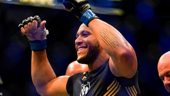 UFC 265: os recordes do evento