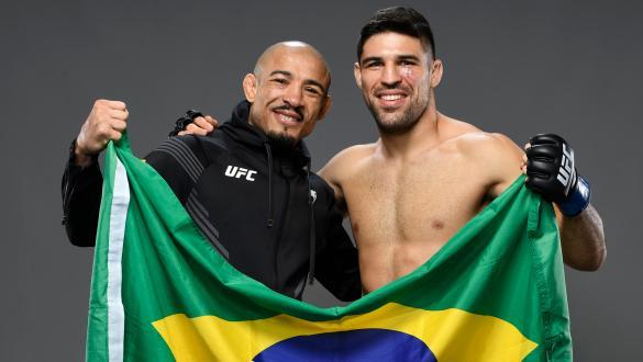 Personalidades do MMA reagem às vitórias de Aldo e Luque no UFC 265