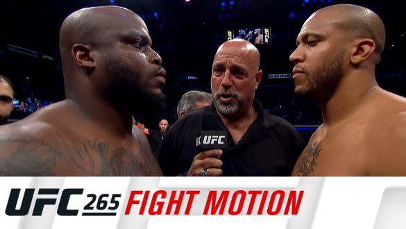 UFC 265: Fight Motion