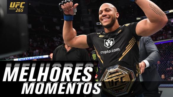 Melhores Momentos do UFC 265