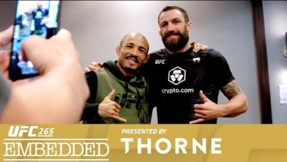 UFC 265: Embedded - Episódio 4