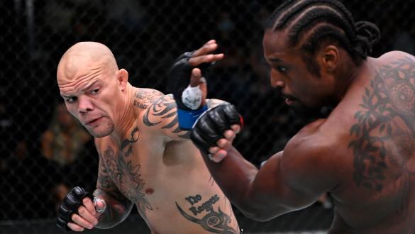 UFC Vegas 37: os recordes do evento
