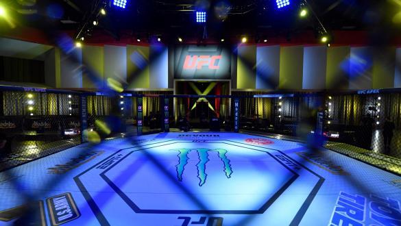 Octógono do UFC Apex