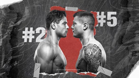 UFC Fight Night: Brunson vs Till on October 23, 2021