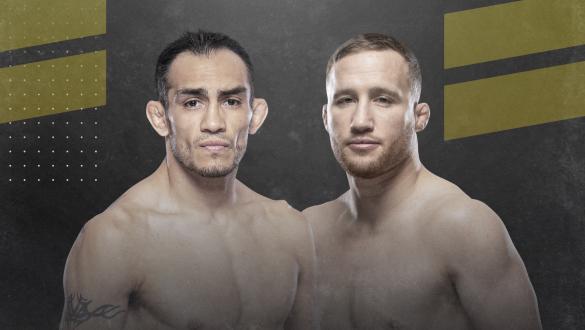 UFC 249 Tony Ferguson vs Justin Gaethje