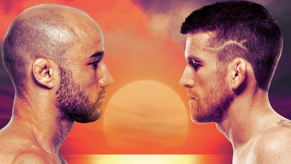 UFC Fight Night: Moraes vs Sandhagen live October 10, 2020