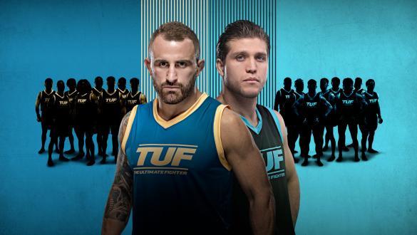 The Return of The Ultimate Fighter Team Volkanovski vs Team Ortega takes place June 1