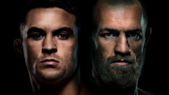 Dustin Poirier and Conor McGregor meet for the trilogy on July 10
