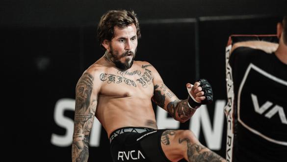Marlon Vera Training For UFC Vegas 29