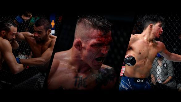 Darren Elkins, Raulian Paiva, Kyler Phillips and Adrian Yanez receive bonuses at UFC Fight Night: Sandhagen vs Dillashaw