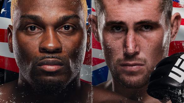 Fight poster for UFC Fight Night: Brunson vs Till on September 4 2021