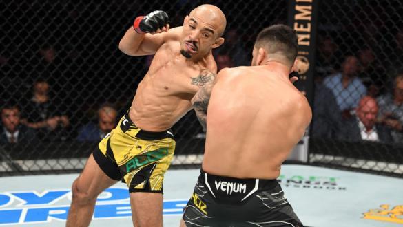 Coestelar UFC 265 Jose Aldo