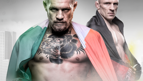 UFC Fight Night Boston: Conor McGregor vs Dennis Siver