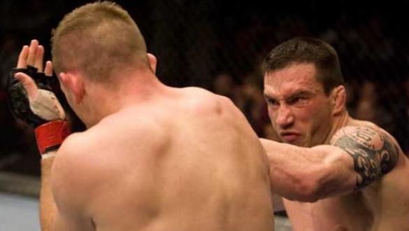 UFC 83 Nate Quarry vs Kalib Starnes