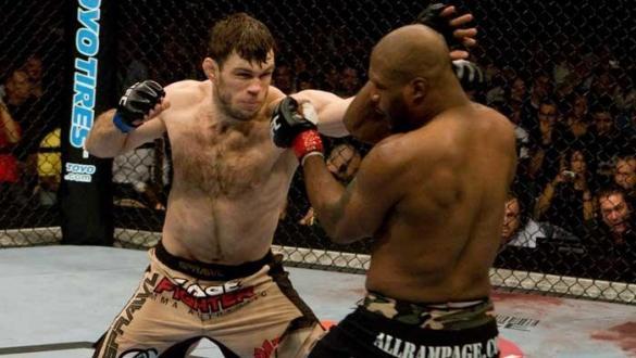 UFC 86 Quinton Jackson vs Forrest Griffin