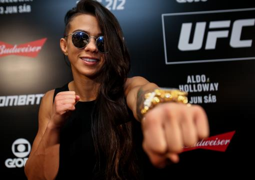 UFC 212 Media Day