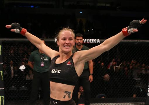 The Fight Life - Valentina Shevchenko