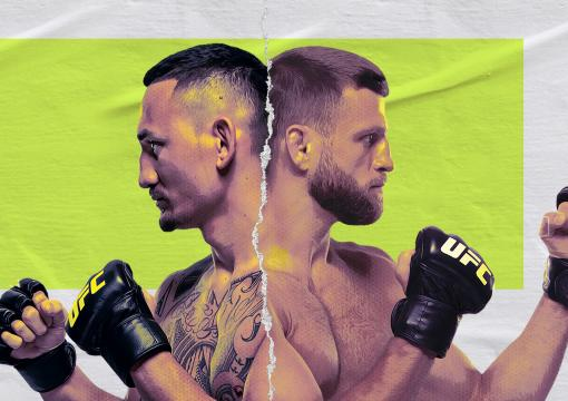 UFC FIGHT NIGHT: Holloway vs Kattar - UFC FIGHT ISLAND 7
