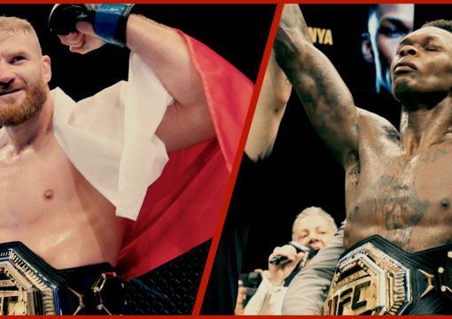 UFC 259 Inside The Octagon: Israel Adesanya And Jan Blachowicz